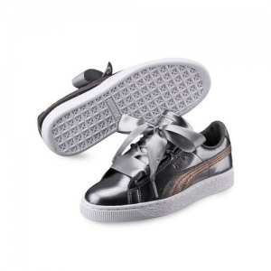 Puma Basket Heart Lunar Lux Jr Lace-Up Shoes