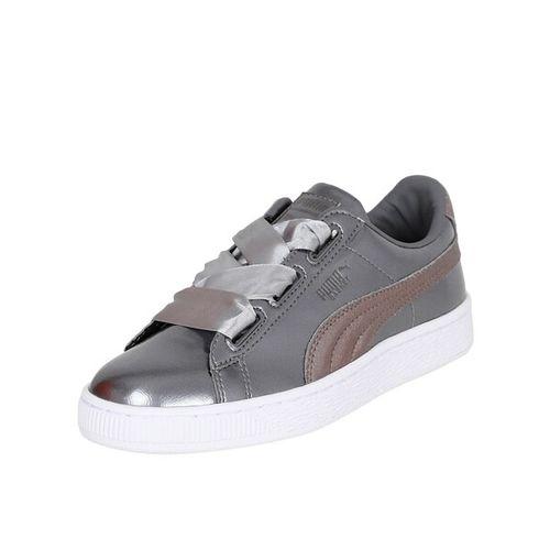 Puma Basket Heart Lunar Lux Jr Lace-Up Shoes