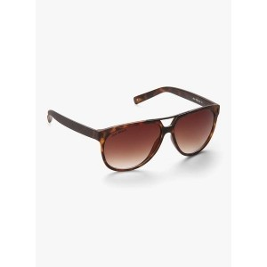 Joe Black Jb-571-C2 Brown/Brown Wayfarer Sunglasses