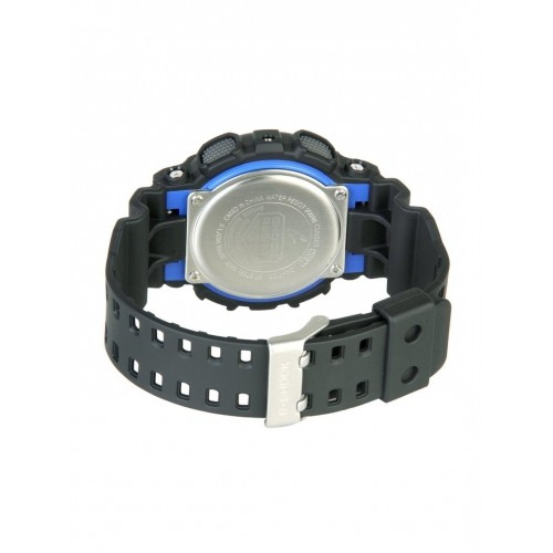 Casio G-Shock GA-100-1A2DR (G271) Black Analog-Digital Watch