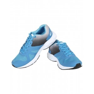 Air Lifestyle Sky Blue Leather Sports Shoes