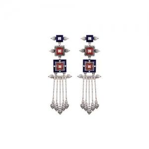 VOYLLA Danglers Earrings Drop Chains