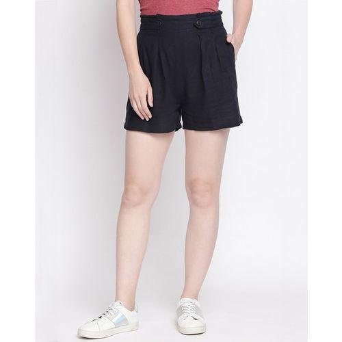 Honey by Pantaloons Pleat-Front Shorts