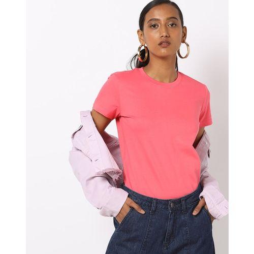 Teamspirit Slim Fit Crew-Neck T-shirt