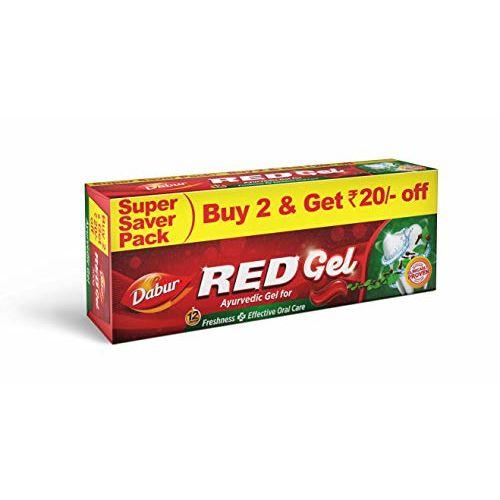 Dabur Red Gel, 150g (Pack of 2)
