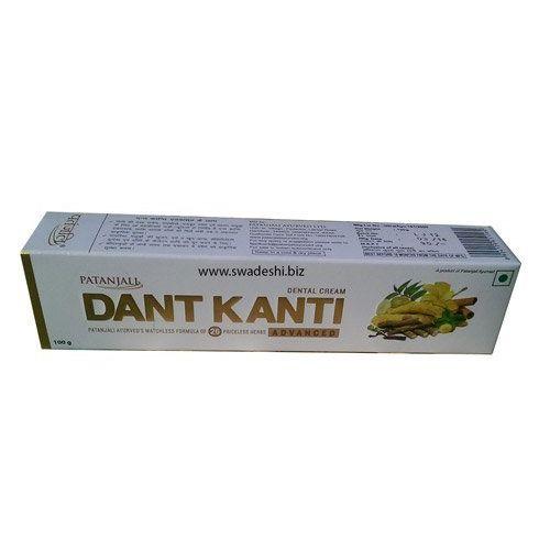 Patanjali Dant Kanti Advanced Tooth Paste (100gm)
