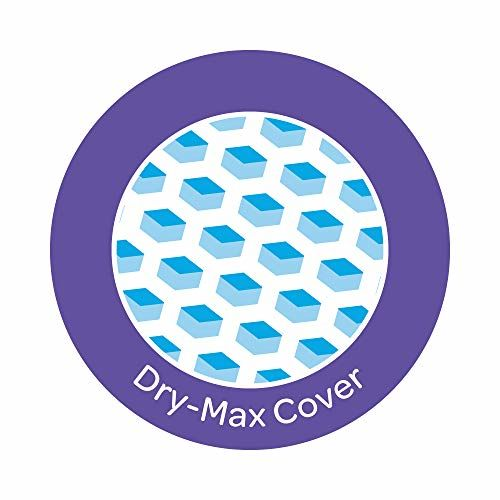 Stayfree All Night XL Dry Max Cover Sanitary Napkins - 42 Pads (Super Saver Pack)