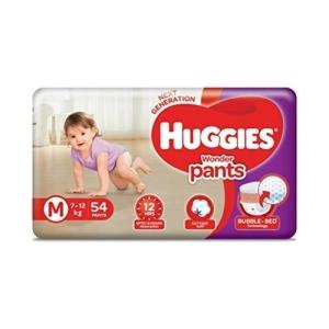 Huggies Wonder Pants, Medium Size Diapers, 76 Count