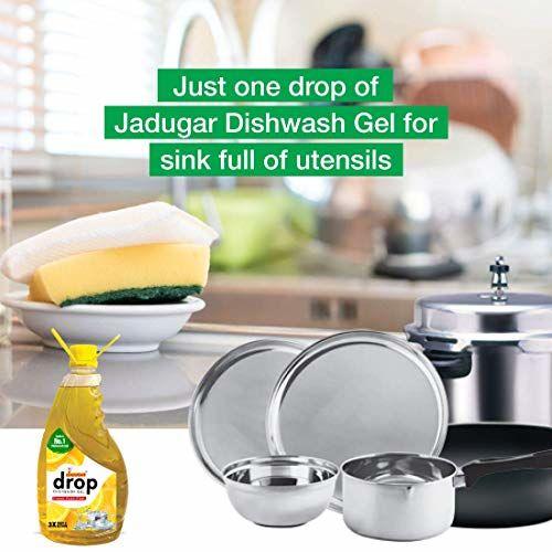 Jadugar Dishwash Gel - 5 Ltr