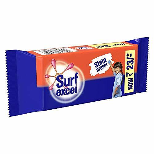 SURF EXCEL BAR 250 GMS RS4 OFF