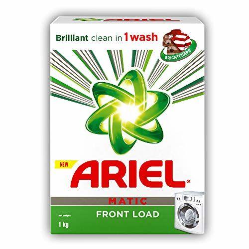 Ariel Matic Front Load Detergent Washing Powder - 1 kg