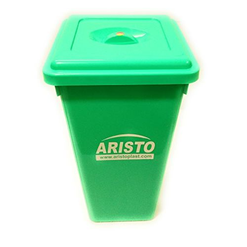 Aristo Multipurpose Plastic Storage Bucket 60 LTR, Green