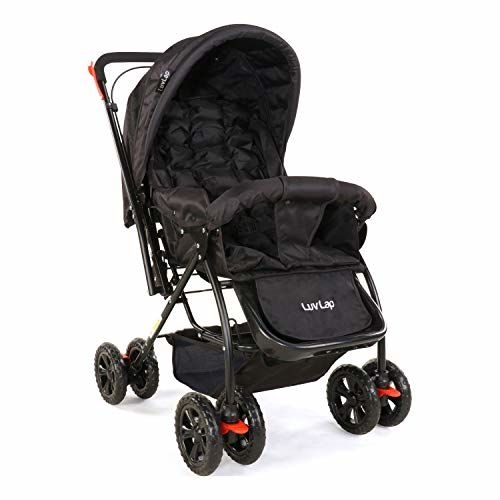 LuvLap Starshine Graco Click Connect Stroller Mode