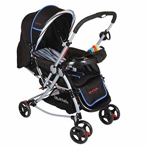 Tiffy & Toffee Chicco Stroller Bravo Baby Stroller Pram
