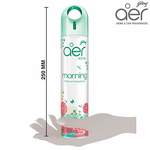 Godrej aer Home Air Freshener Spray - 240ml (Morning Misty Meadows)