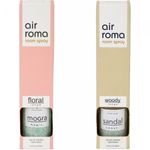 Airroma Sandal Sweet, Mogra Magic Spray(2 x 200 ml)
