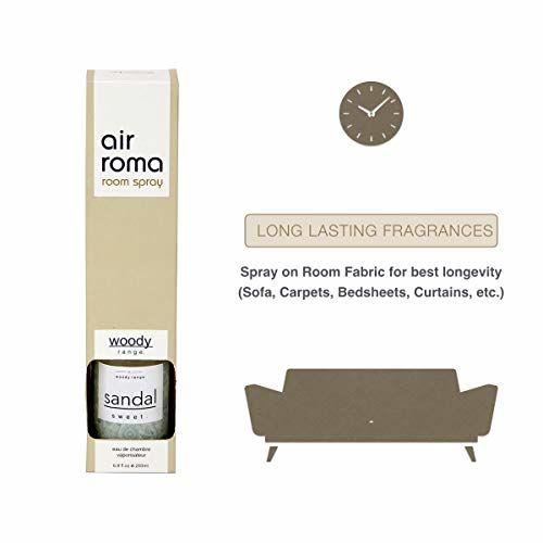 AIR-ROMA AirRoma Sandal Sweet Air Freshener Spray 200 ml