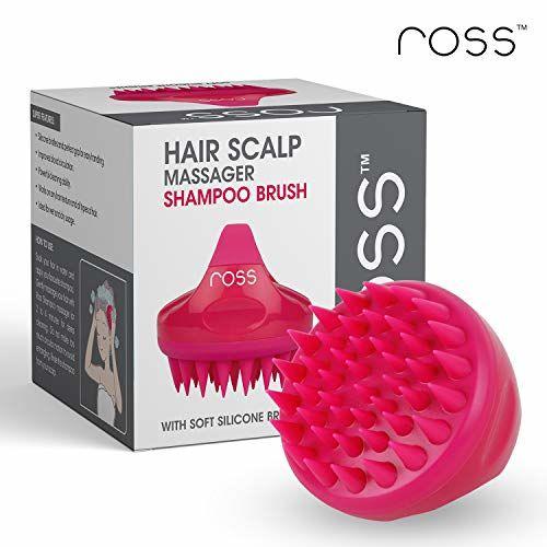 Ross Hair Scalp Massager Shampoo Brush