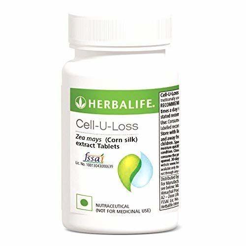 Herbalife Cell-U-Loss Health Supplment - 90 Tablets