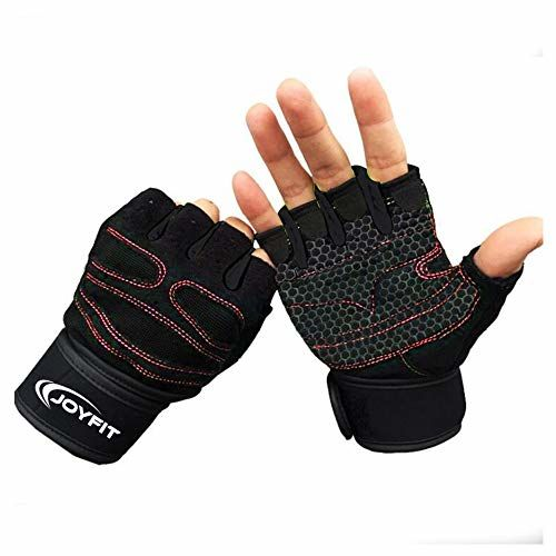 JoyFit Weight Lifting Gloves with 12