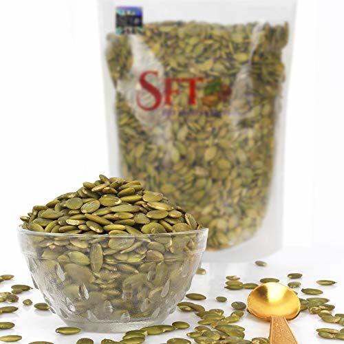 SFT Raw Natural Pumpkin Seeds Jumbo, 1 Kg