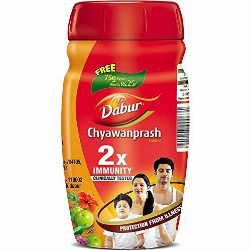 Dabur Chyawanprash 2X Immunity - 500g (Get 75 g Free)
