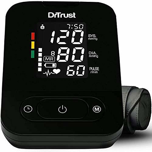 Dr Trust Smart Dual Talking Automatic Digital Blood Pressure Monitor BP Machine