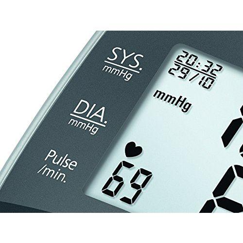 Beurer 659.02 BC32 Wrist Blood Pressure Monitor (Black)