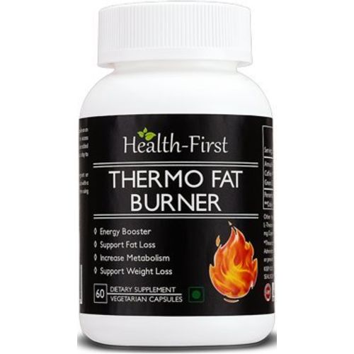 Health First Thermo Fat Burner - 60 Capsules