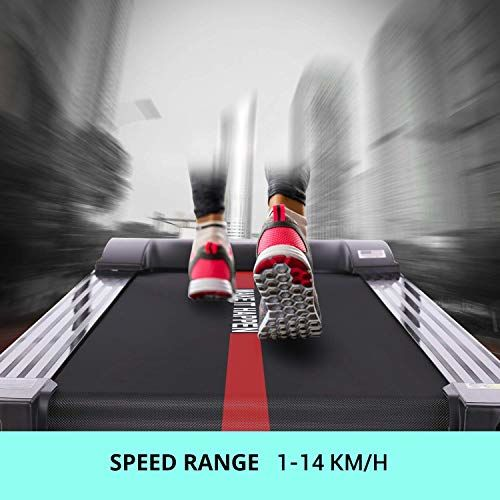 Welcare MAXPRO PTM405M 2HP (4HP Peak) Motorized TreadmillWith LCD Display