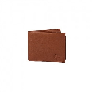 Woodland Brown ArtificiAL Leather Bi Fold  Wallet
