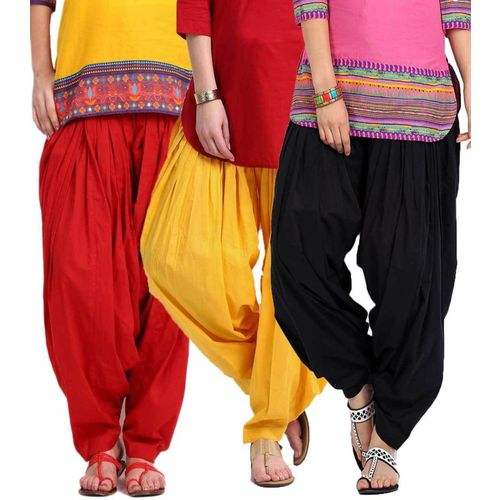 PI World Cotton Blend Solid Patiala