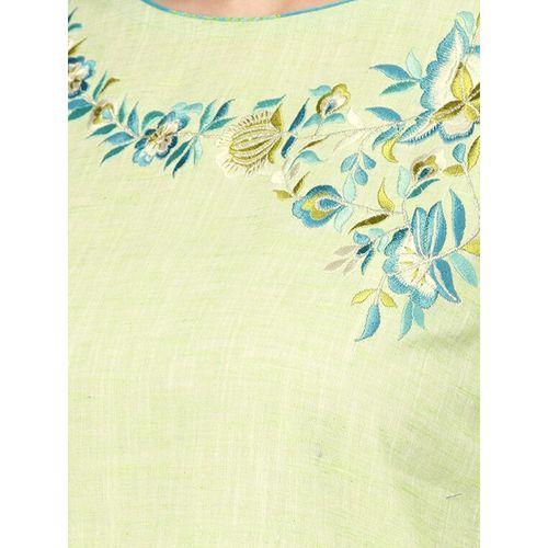 Indo Era embroidered kurta pant set