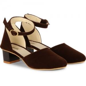 Dymo Women Brown Heels