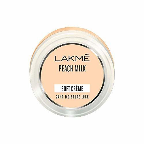 Lakme Soft Creme, Peach Milk, 250 g