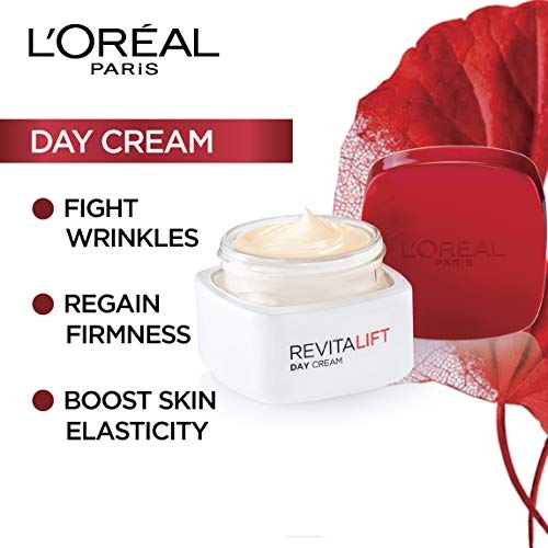 L'Oreal Paris Revitalift Moisturizing Day Cream SPF 23 PA++, 50ml