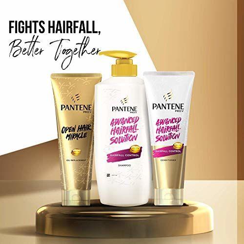 Pantene Hairfall Control Shampoo, 650 ml