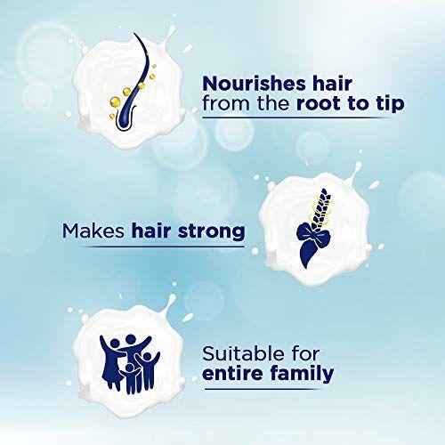 Clinic Plus Strong & Long Health Shampoo, 340 ml