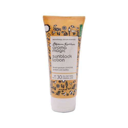 Aroma Magic Sunscreen Sun Block Cream, SPF 30, 50ml