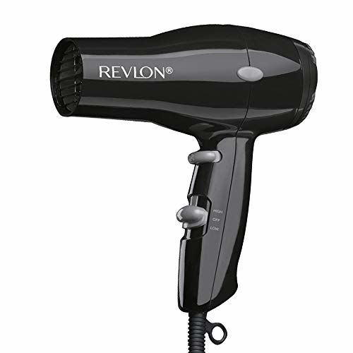Revlon Rvdr5034 1875w Turbo Dryer, 2 Speed, Black
