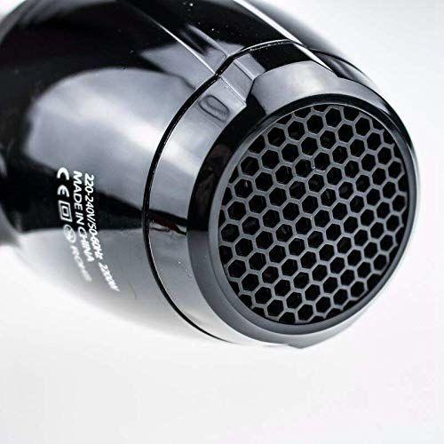 Perfect Nova (Device Of Man) EF-2011 Hot & Cold Hair Dryer (Black)