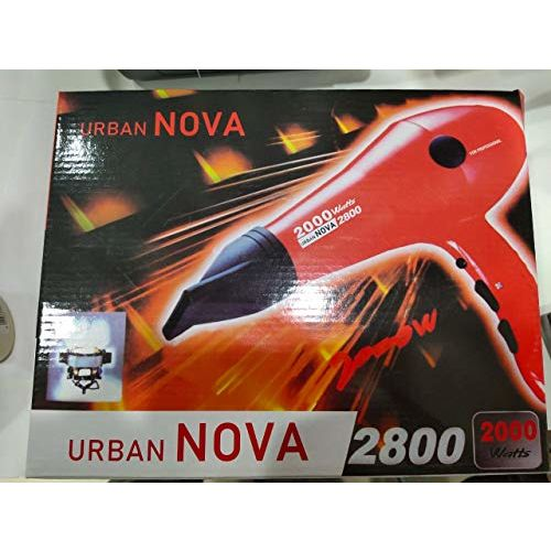 Urban Nova Professional Stylish Hair Dryers For Womens And Men Hot And Cold Dryer (2000W)
