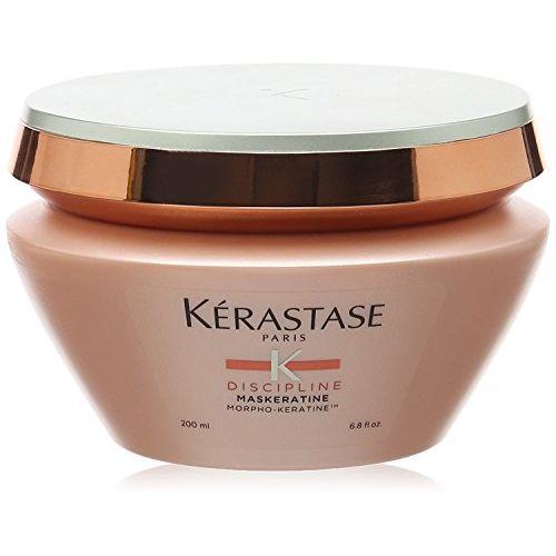 Kerastase Discipline Maskeratine Smooth-in-Motion Masque High Concentration, 6.8 Ounce