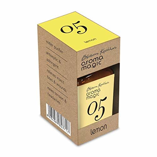 Aroma Magic Lemon Grass Essential Oil, 20Ml