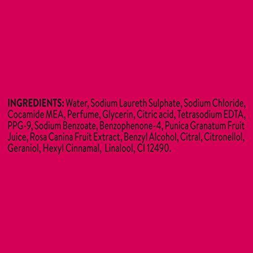 Pears Naturale Brightening Pomegranate Bodywash, 250 ml
