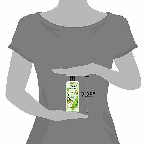 Pears Naturale Detoxifying Aloevera Bodywash, 250 ml