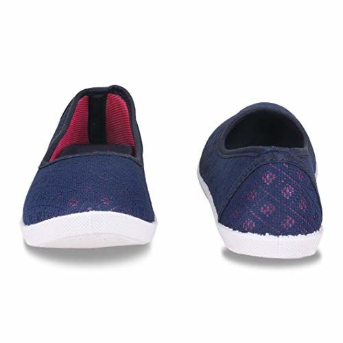 Fabbmate Latest Collection, Comfortable & Fashionable Bellies for Women's and Girl's Pack of 2 Blue