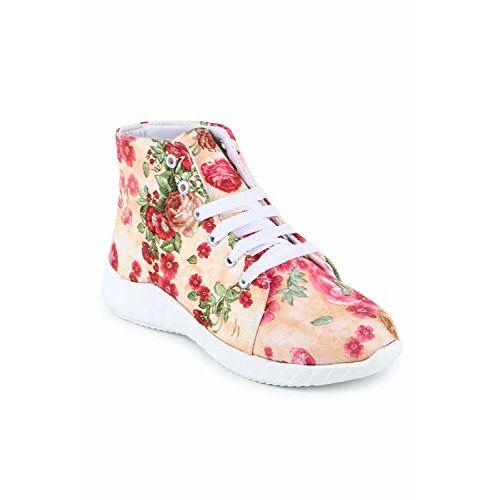 Shoe Swagg Women Beige Synthetic Boots - EU 40