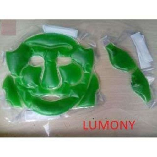 LUMONY Dr Marc's Alovera face mask Cool face mask Suitable for all Skin + Eye Cool Mask FREE