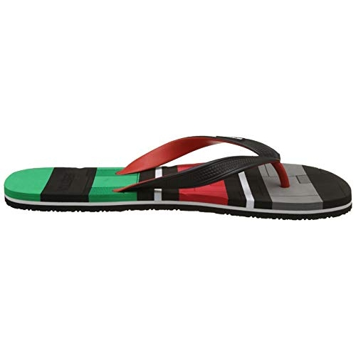 United Colors of Benetton Multicolour Rubber Slip On Flip-Flops